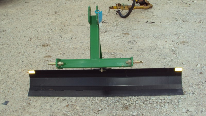 Dirt Dog 3pt 6' foot grader blade 2006 Blade Rear-3 Point Hitch For Sale