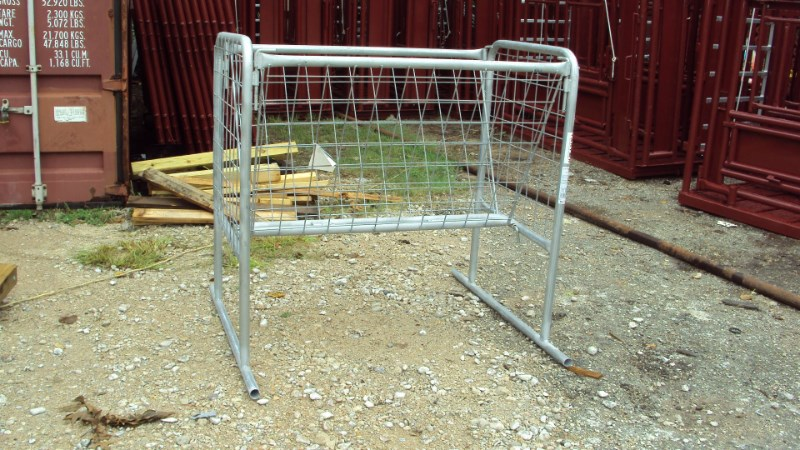 Tarter free standing goat / sheep hay feeder Misc. Ag For Sale