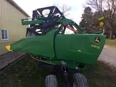 Header-Flex/Draper For Sale:  2016 John Deere 635FD