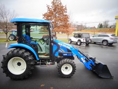 Tractor For Sale 2015 New Holland Boomer 3045 , 45 HP
