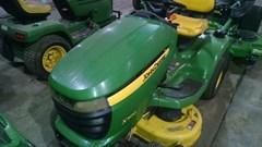 Riding Mower For Sale:  2007 John Deere X300 , 17 HP