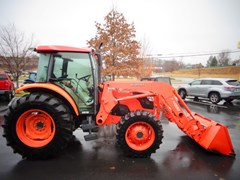 Tractor For Sale:  2008 Kubota M8540 , 75 HP