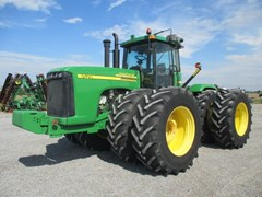 Tractor For Sale:  2003 John Deere 9520 , 450 HP