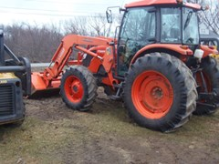 Tractor For Sale 2006 Kubota M9540HDC12 , 84 HP