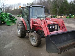 Tractor For Sale 2008 Massey Ferguson 1552 , 52 HP