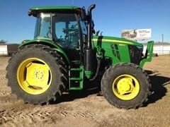 Tractor For Sale:  2016 John Deere 6120E , 120 HP
