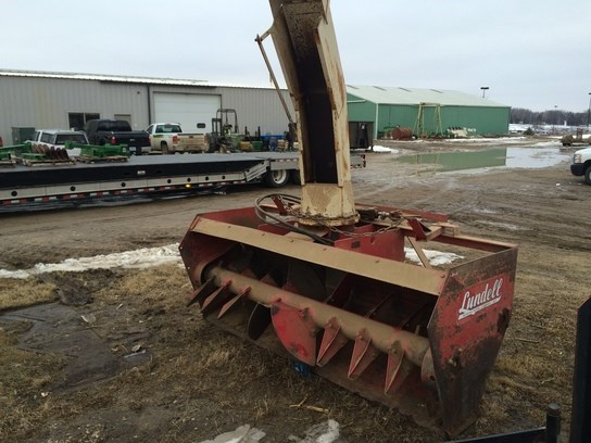 Lundell 3400 Snow Blower For Sale