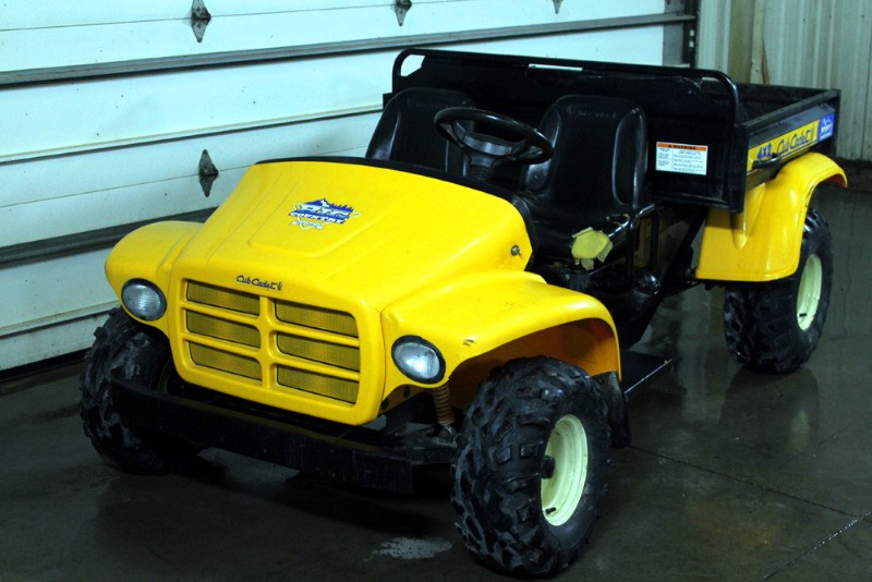 Cub Cadet 4X2 Big Country Utility Vehicle For Sale