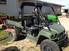 Utility Vehicle For Sale:  2007 John Deere XUV 620I OLIVE