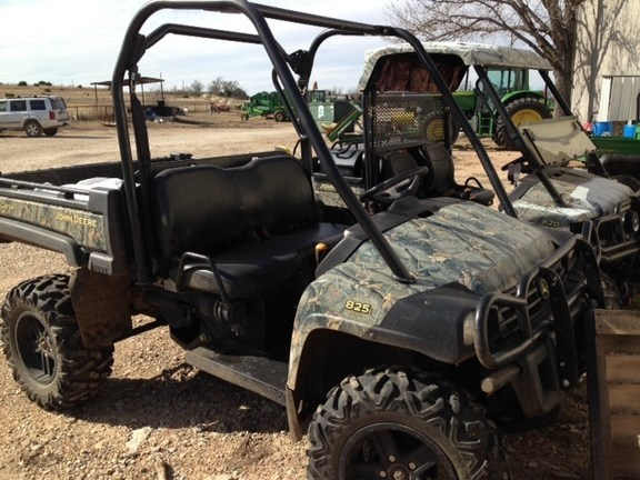2010 John Deere XUV 825I CAMO Utility Vehicle For Sale