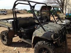 Utility Vehicle For Sale:  2010 John Deere XUV 825I CAMO