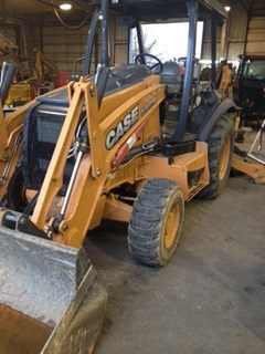 Loader Backhoe For Sale 2013 Case 580N , 90 HP