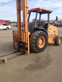 Lift Truck/Fork Lift-Industrial For Sale 2008 Case 586G , 73 HP