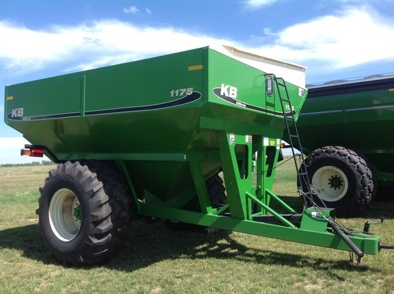 2009 Killbros 1175 Grain Cart For Sale