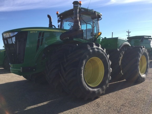 2016 John Deere 9370R Tractor For Sale