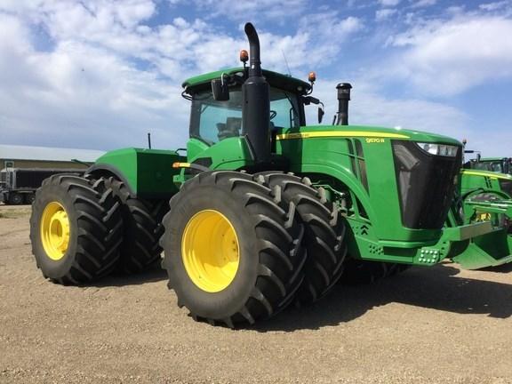 2016 John Deere 9570R Tractor For Sale