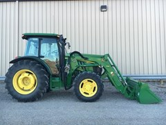 Tractor For Sale:  2015 John Deere 5115M , 115 HP