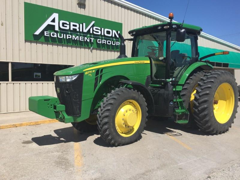 2014 John Deere 8270R Tractor For Sale