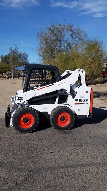 Bobcat S570 T4 Skid Steer