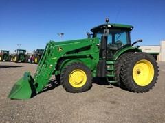 Tractor For Sale:  2013 John Deere 7215R , 215 HP