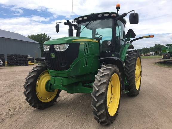 2012 John Deere 6170R Tractor For Sale