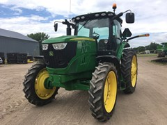 Tractor For Sale:  2012 John Deere 6170R , 170 HP