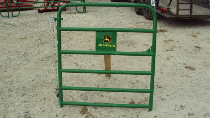 Tarter New 6 bar 4' John Deere tube gate Misc. Ag For Sale