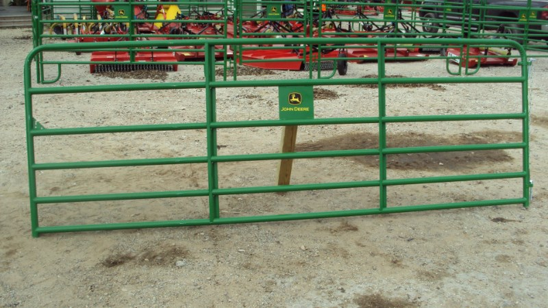 Tarter New 6 bar 12' John Deere tube gate Misc. Ag For Sale