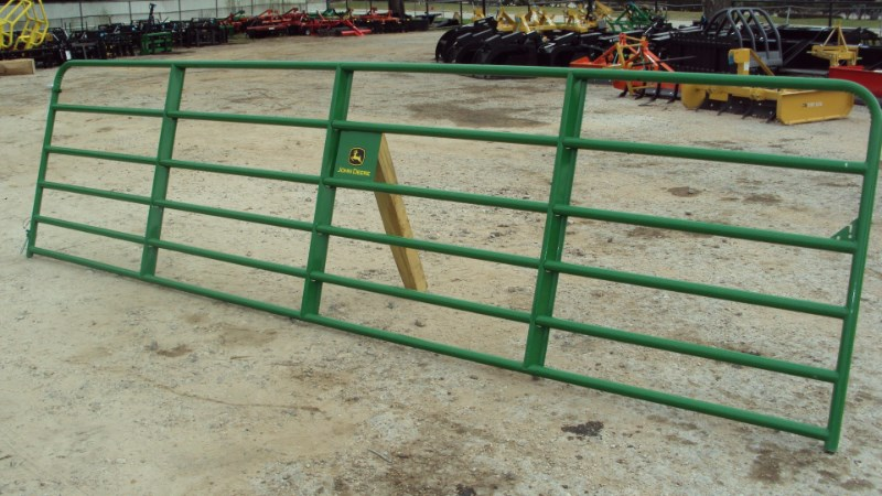 John Deere New 6 bar 16' John Deere tube gate Misc. Ag For Sale