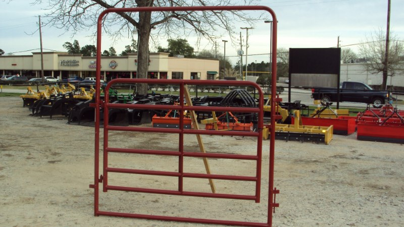 Tarter New 6bar 6' walk thru arch gate Misc. Ag For Sale