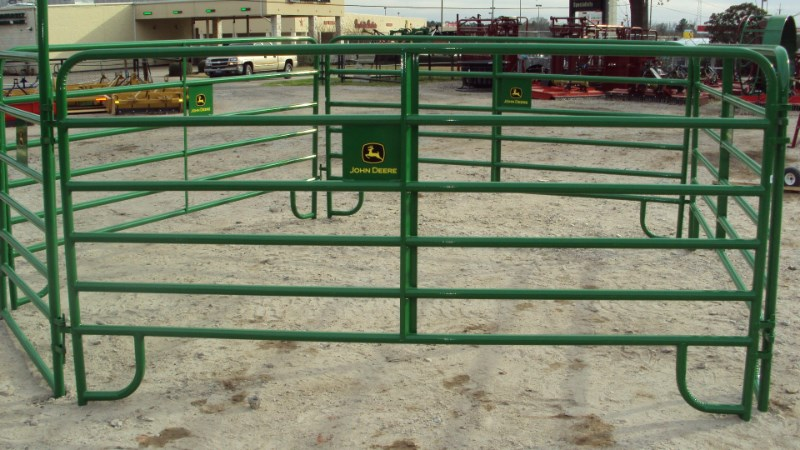 Tarter New 10' John Deere 6bar corral panels Misc. Ag For Sale