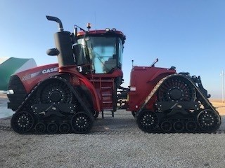 2015 Case IH Quadtrac 500 Tractor For Sale