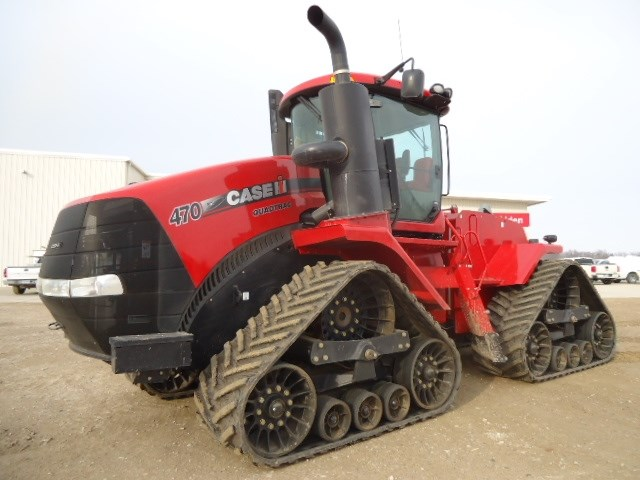 2014 Case IH 470 QUAD Tractor For Sale