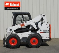 Skid Steer For Sale:  2012 Bobcat S650 , 73 HP