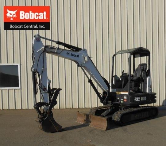 2014 Bobcat E32 Excavator-Mini For Sale
