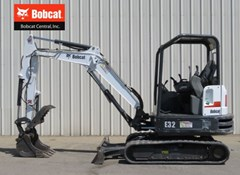 Excavator-Mini For Sale:  2014 Bobcat E32