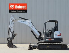 Excavator-Mini For Sale:  2015 Bobcat E50