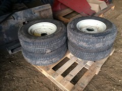 Wheels and Tires For Sale Carlisle ST225/75R15 Tires and Rims