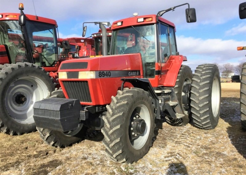 1997 Case IH 8940 Tractor For Sale