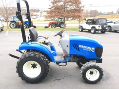 Tractor For Sale 2017 New Holland Boomer 24 , 24 HP