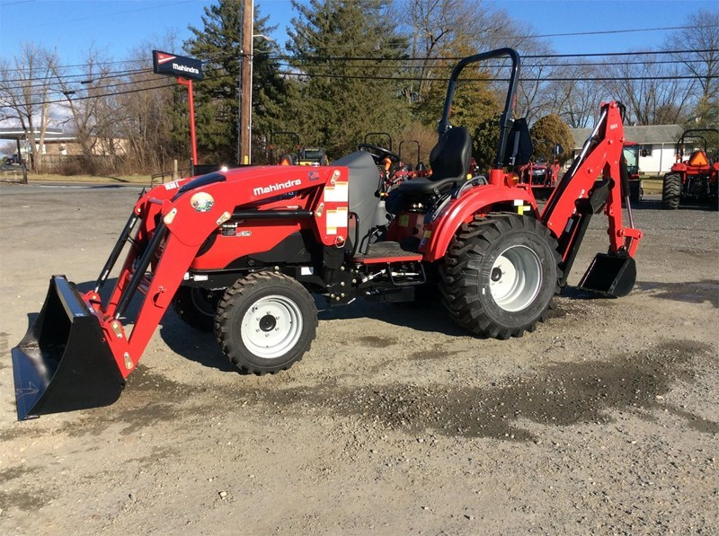 2015 Mahindra 1533 Tractor For Sale