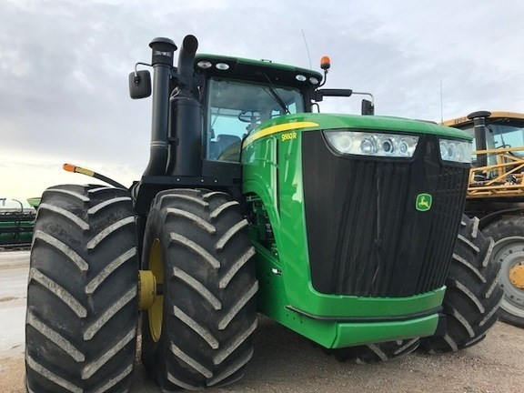 2014 John Deere 9560R Tractor For Sale