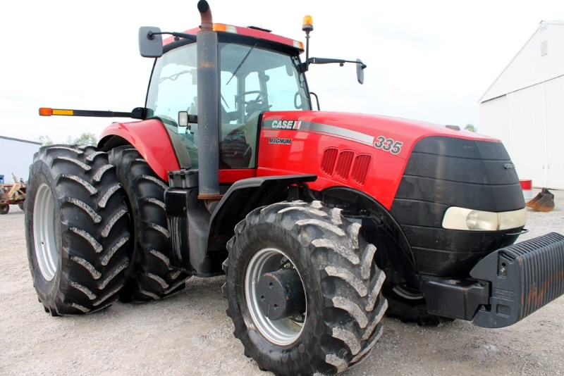 2009 Case IH Magnum 335 Tractor For Sale