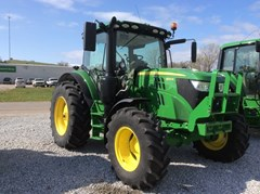 Tractor For Sale 2016 John Deere 6120R , 120 HP