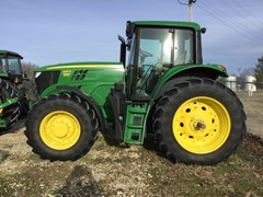 Tractor For Sale:   John Deere 6155M