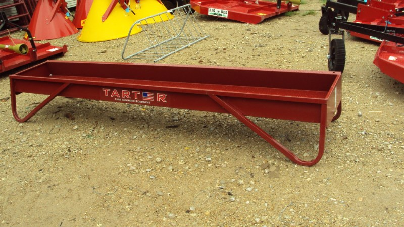 Tarter 10' metal grain feeder Misc. Ag For Sale