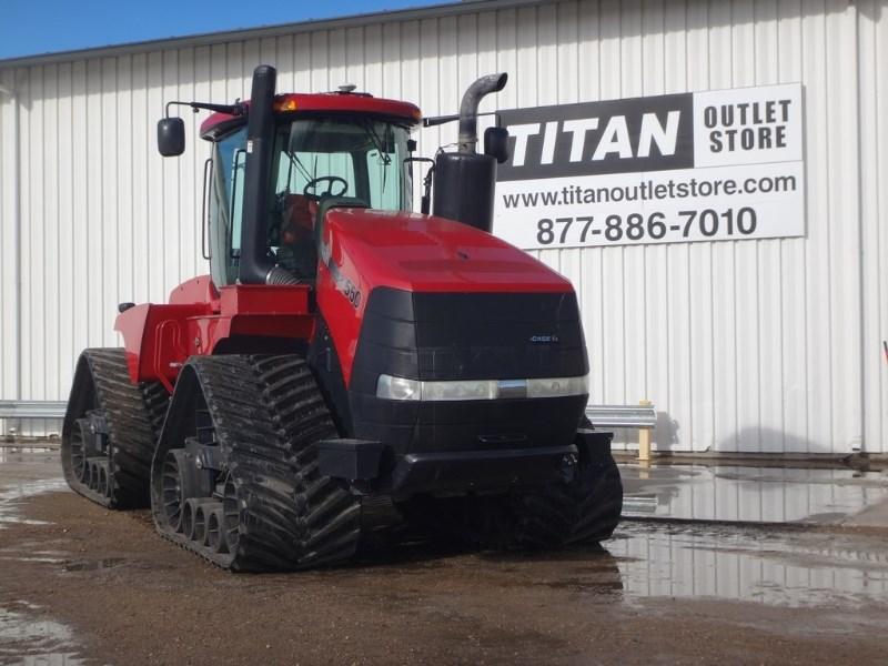 2012 Case IH 550Q, 550 HP, PS Trans, 1000 PTO Tractores a la venta