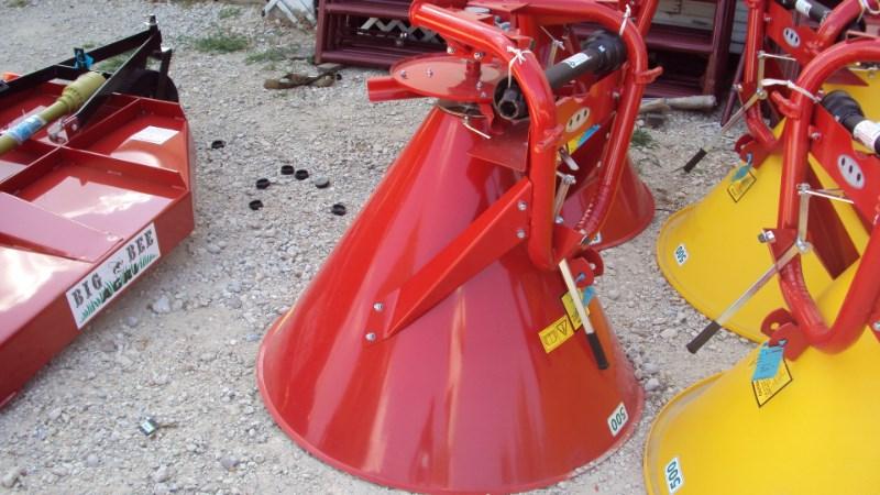 Cosmo -NEW- 3pt seed / fertilizer Cone spreader Fertilizer Spreader For Sale