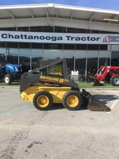Skid Steer For Sale:  2004 New Holland LS170 , 46 HP