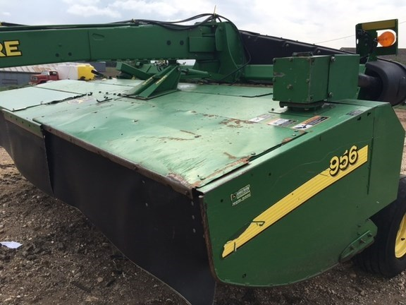 2007 John Deere 956 Mower Conditioner For Sale